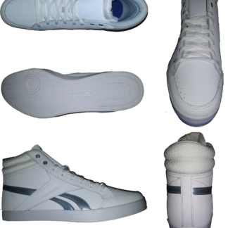White Reebok Royal Sneakers
